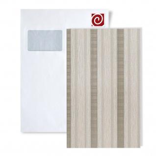 Tapeten MUSTER EDEM 640-Serie | Designer Vliestapete Gardinen Streifen