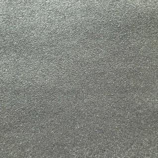 Luxus Glasperlen Wandverkleidung WallFace CBS16 CRYSTAL Uni Vliestapete handgearbeitet mit echten Glasperlen glänzend silber-grau 2, 45 m2