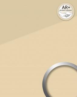 Wandpaneel Glas-Optik WallFace 17965 UNI MALAGA Wandverkleidung abriebfest selbstklebend beige hellbraun creme 2, 60 qm - Vorschau 1