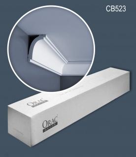 Orac Decor CB523 BASIXX 1 Karton SET mit 10 Stuckleisten Eckleisten | 20 m
