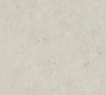Stein Kacheln Tapete Profhome 952591-GU Vliestapete leicht strukturiert in Steinoptik matt beige 5, 33 m2