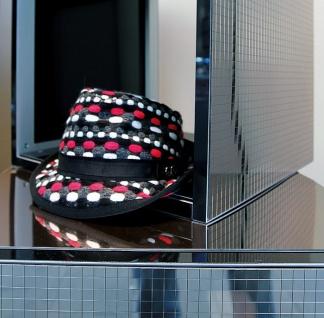 Wandverkleidung Wandpaneel WallFace 10644 M-Style Design Metall Mosaik Dekor selbstklebend spiegelnd silber | 0, 96 qm - Vorschau 2