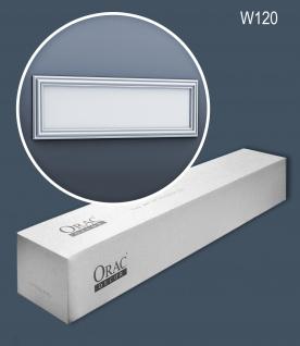 Orac Decor W120-box 1 Karton SET mit 4 3D Wandpaneelen Zierelementen 3 m2