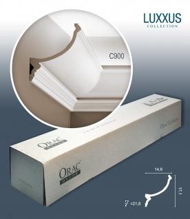 Orac Decor C900 LUXXUS 1 Karton SET mit 10 Stuckprofilen Stuckleisten | 20 m