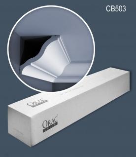 Orac Decor CB503 BASIXX 1 Karton SET mit 16 Stuckleisten 32 m