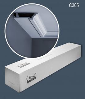 Orac Decor C305 LUXXUS 1 Karton SET mit 8 Stuckleisten | 16 m