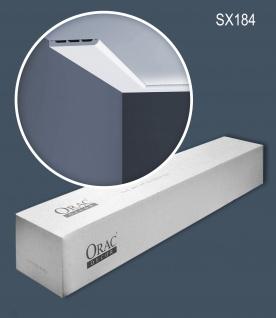 Orac Decor SX184-box 1 Karton SET mit 24 Sockelleisten Wandleisten | 48 m
