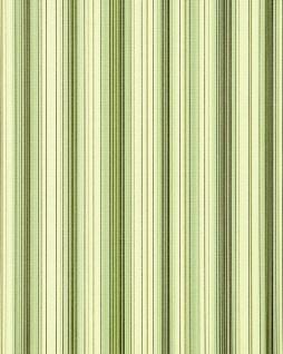 Streifen Tapete EDEM 097-25 Designer Tapete prunkvolle modern und edel grün hellgrün gold silber schwarz