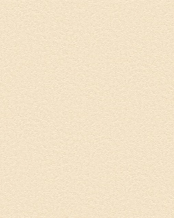 Ton-in-Ton Tapete Profhome BA220052-DI heißgeprägte Vliestapete geprägt unifarben glänzend creme 5, 33 m2