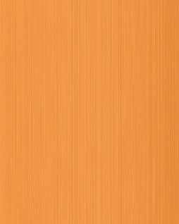 Uni-Tapete EDEM 598-26 Geprägte Tapete strukturiert mit Streifen matt pastell-orange gelb-orange 5, 33 m2