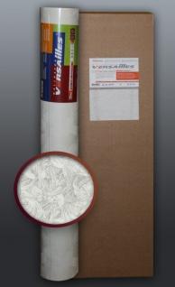 EDEM 80322BR60 1 Kart 5 Rollen überstreichbare Vliestapete kreative Wandgestaltung weiß 132 qm