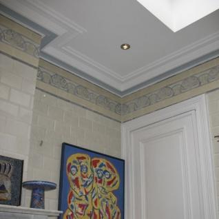 Eckleiste Orac Decor C305 LUXXUS Zierleiste Stuckleiste Dekorprofil Decken Wand Leiste Gesims Wand | 2 Meter - Vorschau 3