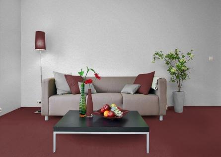 Uni Tapete EDEM 206-40 Dekorative Vinyl-Schaum-Tapete weiß crash putz optik 7, 95 qm - 15 Meter Rolle - Vorschau 2