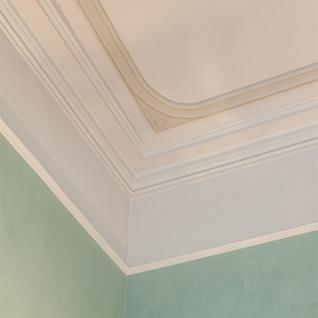 Eckleiste Orac Decor C307 LUXXUS Stuckleiste Zierleiste Decken Wand Stuck Dekor Profil Stuckgesims Dekorleiste | 2 Meter - Vorschau 5