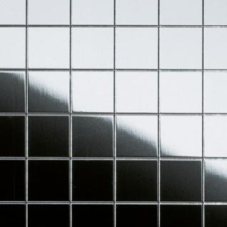 1 MusterstÜck S-14239-sa Wallface Msc Silver M-style Collection | Wandpaneel Muster In Ca. Din A4 Größe - Vorschau 2