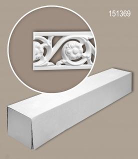 Profhome 151369 1 Karton SET mit 18 Wand- und Friesleisten Zierleisten Stuckleisten | 36 m