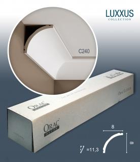 Orac Decor C240 LUXXUS 1 Karton SET mit 28 Eckleisten Stuckleisten | 56 m