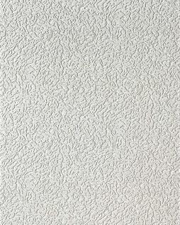 Tapete Putzoptik unitapete edem 202 40 einfarbig dekorative vinyl schaum tapete weiß