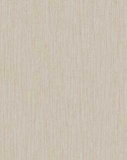 Struktur Tapete Profhome VD219132-DI heißgeprägte Vliestapete geprägt mit Struktur schimmernd beige grau 5, 33 m2