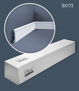 Orac Decor SX173-box 1 Karton SET mit 20 Sockelleisten Stuckleisten 40 m