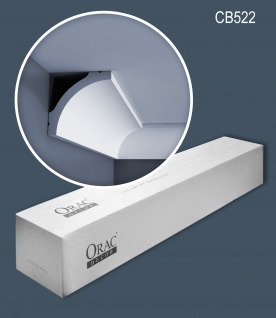 Orac Decor CB522 BASIXX 1 Karton SET mit 20 Stuckleisten 40 m