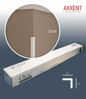 Orac Decor CX134 AXXENT 1 Karton SET mit 10 Stuckleisten Eckleisten | 20 m