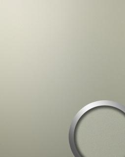 Wandpaneel Metall-Optik matt-glänzend Wandverkleidung WallFace 12439 DECO CHAMPAGNE selbstklebend champagner 2, 60 qm
