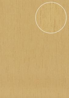 Hochwertige Ton-in-Ton Tapete Atlas COL-526-3 Vliestapete glatt mit abstraktem Muster matt beige elfenbein 5, 33 m2