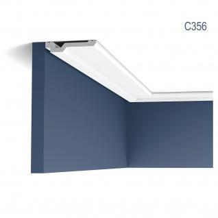 Stuck Zierleiste Orac Decor C356 LUXXUS leiste Eckleiste Leiste Dekorleiste Gesims Decken Profilleiste 2 Meter