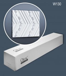 Orac Decor W130-box 1 Karton SET mit 4 3D Wandpaneelen Zierelementen 8 m