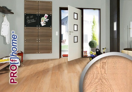Klick Laminat MEISTER 6057 Laminatboden Hemlock Holz-Nachbildung 1-Stab Landhausdiele