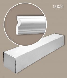 Profhome 151302 1 Karton SET mit 27 Wand- und Friesleisten Zierleisten Stuckleisten | 54 m