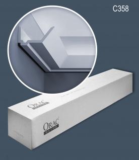Orac Decor C358 LUXXUS 1 Karton SET mit 12 Stuckleisten 24 m