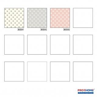 Kinder Tapete Profhome 369341-GU Vliestapete glatt mit geometrischen Formen matt beige rosa weiß 5, 33 m2 - Vorschau 4