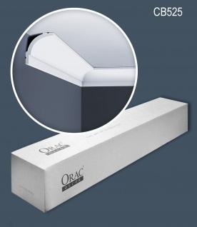 Orac Decor CB525-box-10 1 Karton SET mit 10 Eckleisten Zierleisten 20 m