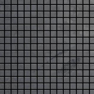 Mosaik Fliese massiv Metall Rohstahl gewalzt in grau 1, 6mm stark ALLOY Mosaic-RS 1, 04 m2