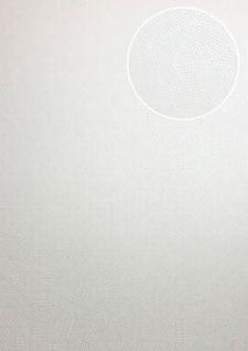 Grafik Tapete ATLAS XPL-590-2 Vliestapete strukturiert mit geometrischen Formen schimmernd creme creme-weiß hell-elfenbein perl-weiß 5, 33 m2