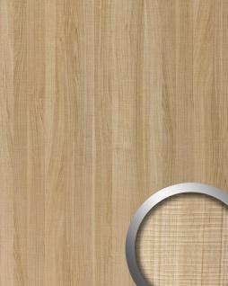 Wandpaneel Holz Optik WallFace 19029 MAPLE ALPINE Ahorn Holzdekor naturgetreue Haptik Wandverkleidung selbstklebend braun hellbraun 2, 60 qm
