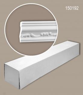Profhome 150192 1 Karton SET mit 16 Eckleisten Zierleisten Stuckleisten   32 m