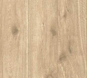 Holz Tapete Profhome 300434-GU Vliestapete glatt in Holzoptik matt braun beige 5, 33 m2