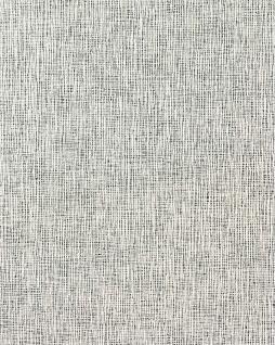 Grafik Tapete EDEM 228-46 XL 15m Tapete Struktur Schaumvinyltapete wasch-scheuer-beständig weiß schwarz 7, 95 qm