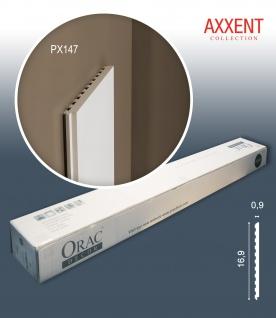 Orac Decor PX147 AXXENT 1 Karton SET mit 10 Eckleisten Stuckleisten | 20 m