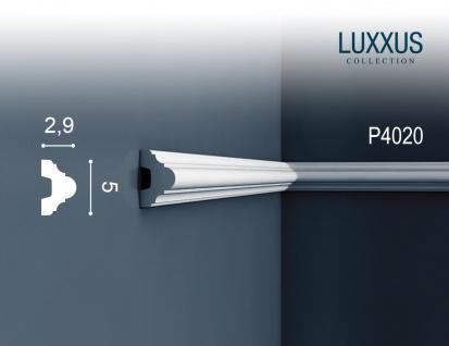 Friesleiste Stuck Orac Decor P4020 LUXXUS Wandleiste Zierleiste Stuck Dekor Profil Leiste Stuckleiste | 2 Meter