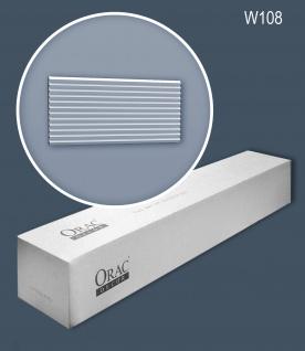 Orac Decor W108-box 1 Karton SET mit 13 Wandpaneelen Zierlementen   26 m