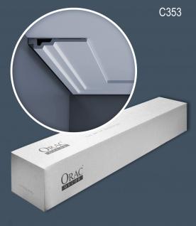 Orac Decor C353 LUXXUS 1 Karton SET mit 16 Stuckleisten 32 m