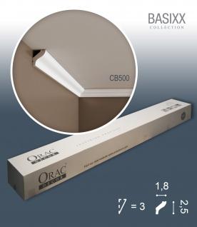 Orac Decor CB500 BASIXX 1 Karton SET mit 45 Stuckleisten | 90 m