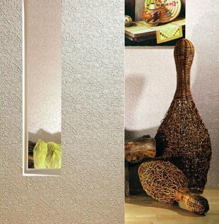 Spachtel Tapete Putz Tapete EDEM 261-54 Dekorative Struktur Vinyl 3D metallic effekt feine Glitzer himbeer-rot | 7, 95 qm - 15 meter - Vorschau 2
