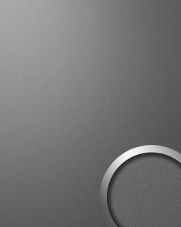 Wandplatte selbstklebend grau WallFace 10389 DECO SMOKE Wandpaneel Design Kunststoff Wandverkleidung | 2, 60 qm