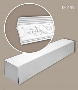 Profhome 150163 1 Karton SET mit 6 Eckleisten Zierleisten Stuckleisten | 12 m