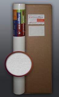 EDEM 80300BR60 XXL Dekor Struktur Vliestapete zum Überstreichen Weiß 106 qm 1 Karton 4 Rollen